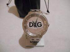 Montre Homme Strass Dolce Gabbana D&G Prime Time Watch Diamanté Swarovski Cadeau