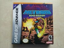 METROID - ZERO MISSION (Nintendo Game Boy Advance, 2004)
