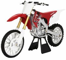 New Ray 1:12 Honda CRF 250 Die Cast Toy Model Motocross Red Supercross FMX MX
