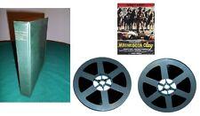 MINNESOTA CLAY  :  FILMS SUPER 8 - CINE-BOOK   2   BOBINE 240 mt.
