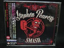 STEPHEN PEARCY Smash + 1 JAPAN CD Ratt Rough Cutt White Lion L.A. Hard/Metal !