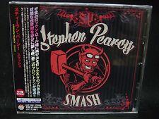 STEPHEN PEARCY Smash + 1 JAPAN CD Ratt Rough Cutt White Lion L.A. Hard/Metal !
