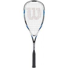 WILSON HYPER HAMMER 120 Racchetta da squash, tra cui copertura gratuita di 48 ore di affrancatura Regno Unito