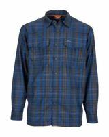 Simms Coldweather - Shirt Rich Admiral Plaid - Closeout