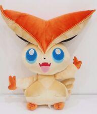 """Victini Pokemon Banpresto 2011 Shiny Life Size Large 16"""" Plush Toy Doll Japan"""