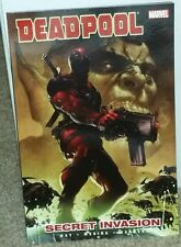 Deadpool secret invasion TPB
