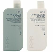 RPR My Thicker Fuller Stronger Shampoo & Conditioner 300ml Duo