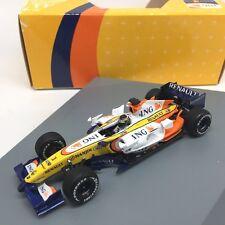 1:43 ING Renault F1 Team R27 2007 Die-Cast Racing Model Car