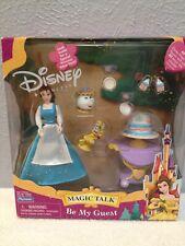 Disney Magic Talk Be My Guest Beauty And The Beast Nib
