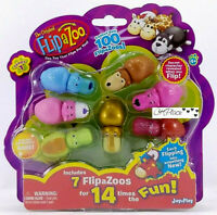 Flipazoo Series 1 Pack of 7 Figures