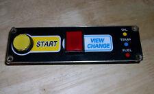 OutRun 2 Sega Start Button Panel ( Jamma Arcade Parts )