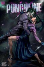 PUNCHLINE SPECIAL #1 (ONE SHOT) LUCIO PARRILLO VARIANT DC COMICS JOKER BATMAN