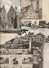 Lot 137 Ansichtskarten Celle