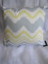 Lovely Quality ZAAB Homewares AVOCA Lemon Cushion Cover CLEARANCE SALE