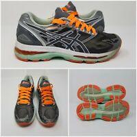 Asics Gel Nimbus 19 Fluid Orange Athletic Running Sneakers Shoes Womens Size 8