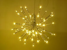 2 xDeko Licht-Stern Sadie 80 LED warmweiß Weihnachtsstern Leuchtstern Deko-Stern