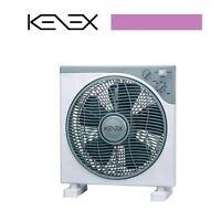 Ventilador Box Fan Cuadrado de 30 cms. Kenex – 45W - modelo clásico