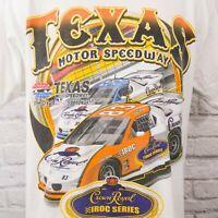 Texas Motor Speedway Crown Royal Whisky IROC Series 2005 Graphic T-Shirt Large