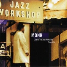 New CD THELONIOUS MONK-LIVE AT THE JAZZ WORKSHOP - COMPLETE- from Japan
