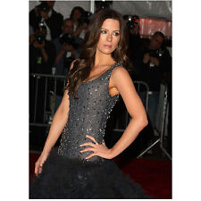 Kate Beckinsale in Black Sparkly Dress Hand on Hip 8 x 10 inch photo