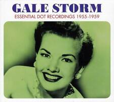 GALE STORM - ESSENTIAL DOT RECORDINGS 1955-1959 (NEW SEALED 3CD)