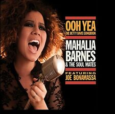 Ooh Yeah-The Betty Davis Songbook - Mahalia & The Soul Mates Bar (2015, CD NEUF)