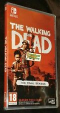 Telltale's The Walking Dead The Final Season Nintendo SWITCH NSW NEW SEALED