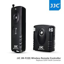 JJC Wireless Shutter Release for Sony A6500 A6400 A6300 A6000 A5100 NEX-3NL A58