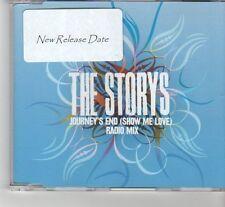 (FR549) The Storys, Journey's End (Show Me Love) - 2006 DJ CD