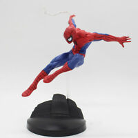 Hero Spiderman Series Spider-Man PVC Action Figure Collectible Model Toy 15cm