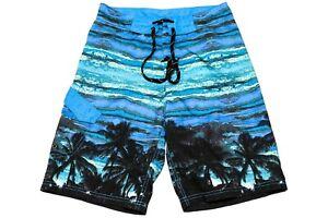 Kids Swim Swimming Boxers Board Shorts for Boy's