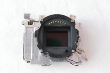 SAMSUNG NX1000 CCD SENSOR + FLEXY + SHUTTER + LENS CONTACT MOUNT PART