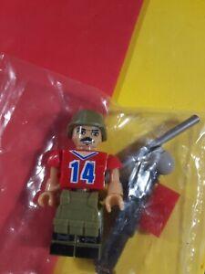 Kre-O Bazooka NIB Lego Compatible Gi Joe