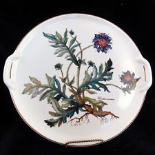 BOTANICA Villeroy & Boch EARED CAKE PLATE NEW NEVER USED Made in Luxembourg