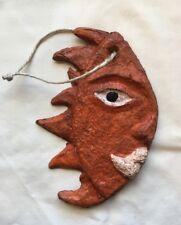Sun Christmas Ornament - Original Ozark Folk Art from handcrafted paper