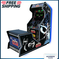 Star Wars Retro Arcade Game Home Cabinet Machine W/ Cushioned Chair Seat Games