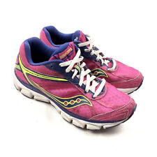Saucony Mayhem Purple Blue Running Shoe Women Size: 7.5