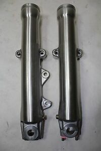 Softail Custom FXST Dyna Wide Glide FXDWG fork legs sliders 41mm Harley EPS21170