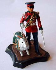 Royal Regiment Wales chèvre Majeur MASCOTTE non peint 54mm SOLDAT DE JOUET