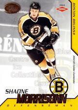 2002-03 Pacific Calder #104 Shaone Morrisonn