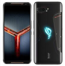 NEW Asus ROG Phone 2 Gaming 128GB + 8GB RAM GSM Unlocked LTE 6000mAh Smartphone