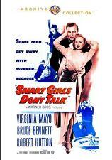 SMART GIRLS DON'T TALK - (1948 Virginia Mayo) Region Free DVD - Sealed