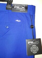 RLX Ralph Lauren Golf Pants Men's: 32×34 (NWT) Sapphire Blue