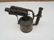 Vintage Max Sievert Vapouria No 12 petroleum blow lamp blow torch spares repair
