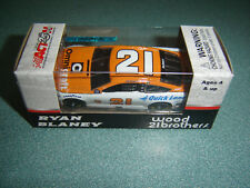 #21 Ryan Blaney 2017 OMNICRAFT Ford Fusion 1/64 ACTION FREE SHIP IN STOCK