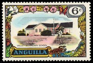 "ANGUILLA 104 (SG89) - Development ""Valley Secondary School"" (pa51104)"