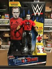 WWE TOUGH TALKERS TOTAL TAG TEAM STING