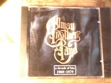 Allman Brothers Band A Decade of Hits CD 1969-1979