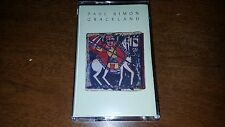 PAUL SIMON - GRACELAND - CASSETTE TAPE