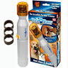 Pedi Paws Nail Trimmer Grinder Grooming Tool Clipper For Pet Dog Cat New